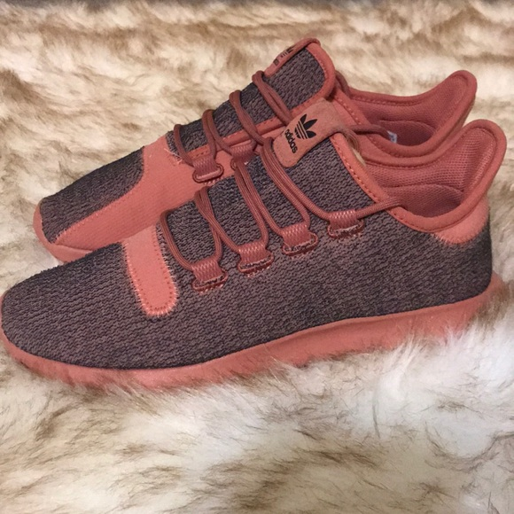 new arrival 36cbb 217cb Women's adidas Tubular Shadow Sneaker - Raw Pink
